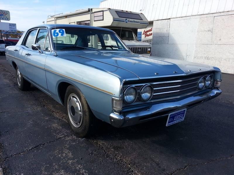 1969 Ford Fairlane SEDAN In Michigan City IN - GREAT DEALS ON WHEELS