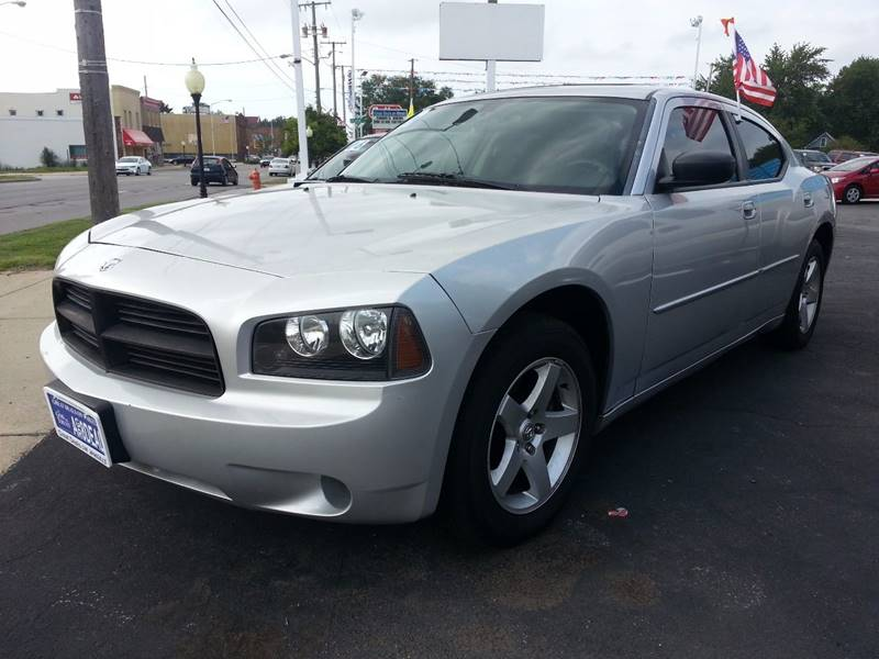 2009 Dodge Charger SE 4dr Sedan In MICHIGAN CITY IN  GREAT DEALS