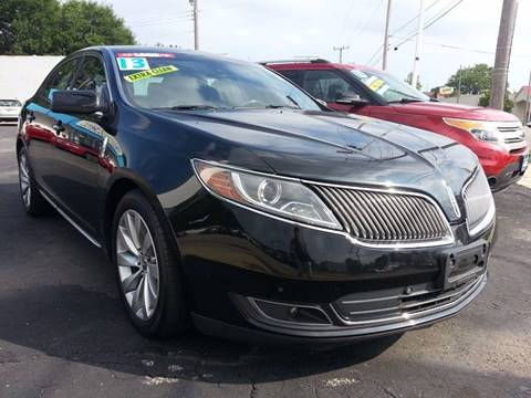 2013 Lincoln MKS for sale in Michigan City, IN