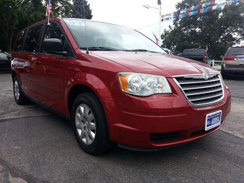 2009 Chrysler Town and Country for sale in Michigan City, IN