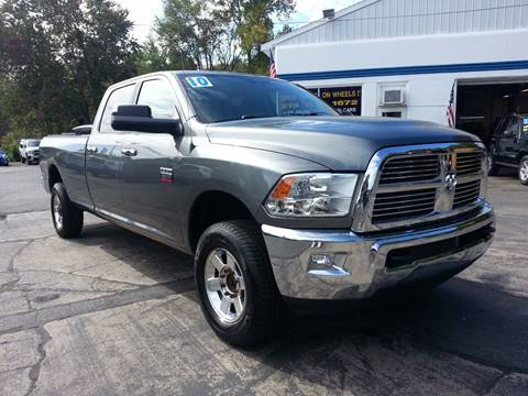 2010 Dodge Ram Pickup 3500 for sale in Michigan City, IN