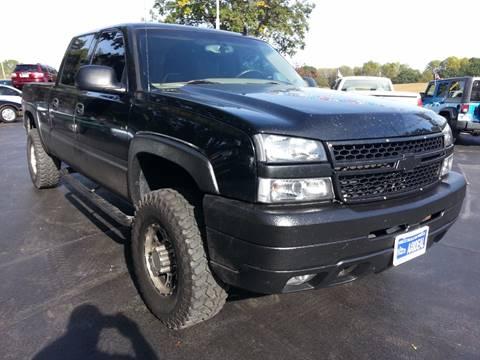 2006 Chevrolet Silverado 2500HD for sale in Michigan City, IN