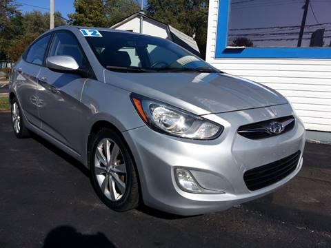 2012 Hyundai Accent for sale in Michigan City, IN