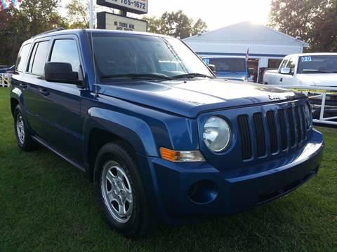 2009 Jeep Patriot for sale in Michigan City, IN
