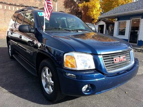 Gmc envoy xl for sale carsforsale 2003 gmc envoy xl for sale in michigan city in sciox Choice Image