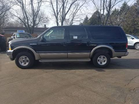 Ford Excursion For Sale Carsforsalecom - 2002 excursion