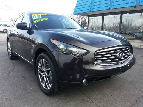 2009 Infiniti Fx50 For Sale In Greenfield In Carsforsale
