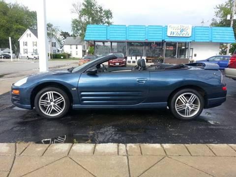 2004 Mitsubishi Eclipse Spyder For Sale In Michigan City, IN