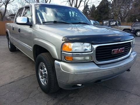 2001 GMC Sierra 1500HD for sale in Michigan City, IN