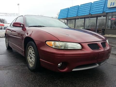 2000 Pontiac Grand Prix for sale in Michigan City, IN