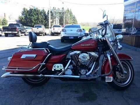 1996 Harley-Davidson Road King for sale in Michigan City, IN