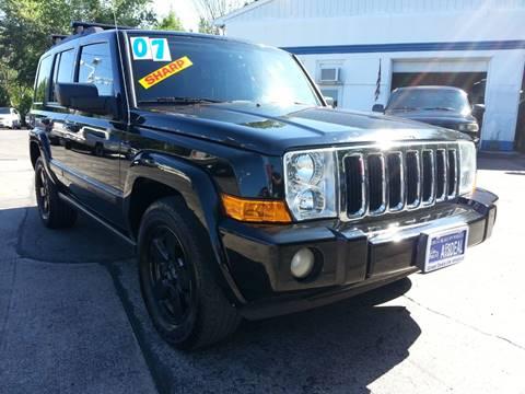 2007 Jeep Commander for sale in Michigan City, IN