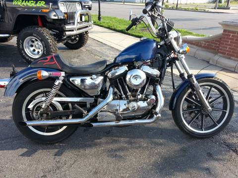 Harley Sportster For Sale >> Harley Davidson Sportster For Sale In Michigan City In
