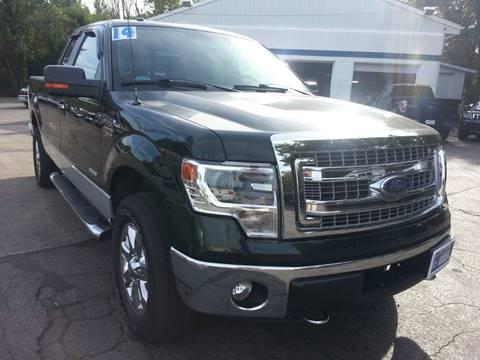 Trucks For Sale In Michigan >> 2014 Ford F 150 For Sale In Michigan City In