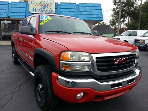 2006 GMC Sierra 2500HD for sale in Michigan City, IN