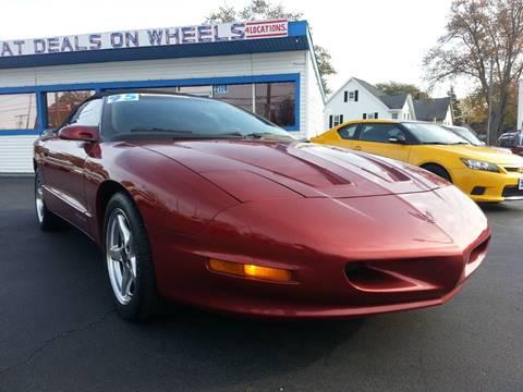 1997 Pontiac Firebird for sale in Michigan City, IN