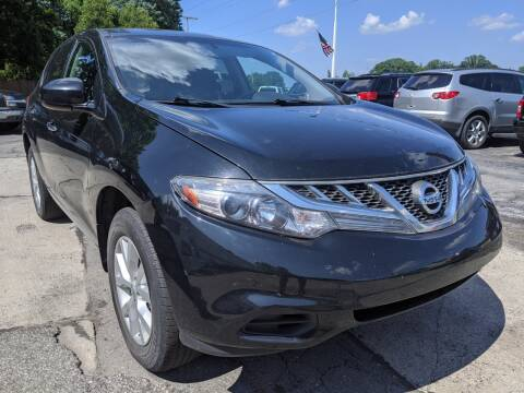 2011 Nissan Murano for sale at GREAT DEALS ON WHEELS in Michigan City IN