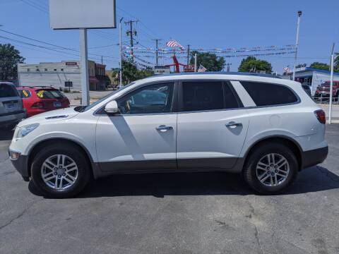2009 Buick Enclave for sale at GREAT DEALS ON WHEELS in Michigan City IN