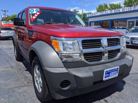 2007 Dodge Nitro for sale at GREAT DEALS ON WHEELS in Michigan City IN