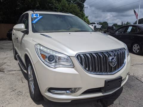 2014 Buick Enclave for sale at GREAT DEALS ON WHEELS in Michigan City IN
