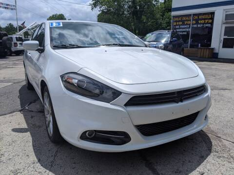 2013 Dodge Dart for sale at GREAT DEALS ON WHEELS in Michigan City IN