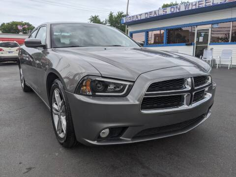 2012 Dodge Charger for sale at GREAT DEALS ON WHEELS in Michigan City IN