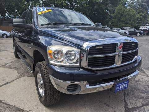2007 Dodge Ram Pickup 1500 for sale at GREAT DEALS ON WHEELS in Michigan City IN
