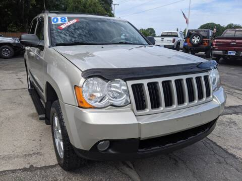 2008 Jeep Grand Cherokee for sale at GREAT DEALS ON WHEELS in Michigan City IN
