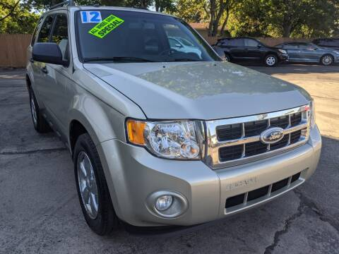 2012 Ford Escape for sale at GREAT DEALS ON WHEELS in Michigan City IN