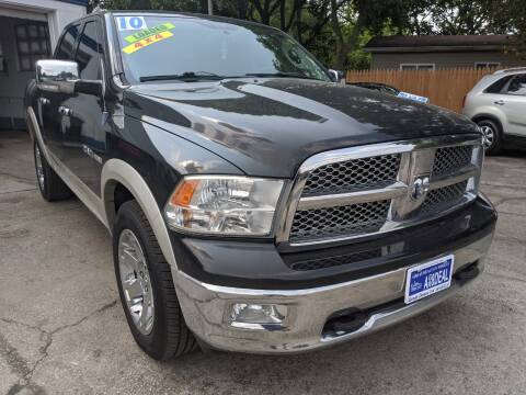 2010 Dodge Ram Pickup 1500 for sale at GREAT DEALS ON WHEELS in Michigan City IN