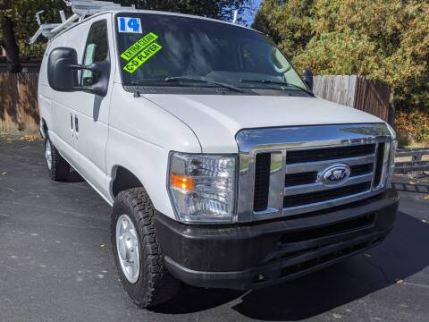 2014 Ford E-Series Cargo for sale at GREAT DEALS ON WHEELS in Michigan City IN
