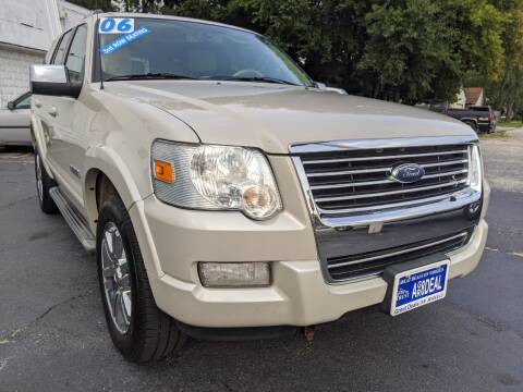 2006 Ford Explorer for sale at GREAT DEALS ON WHEELS in Michigan City IN