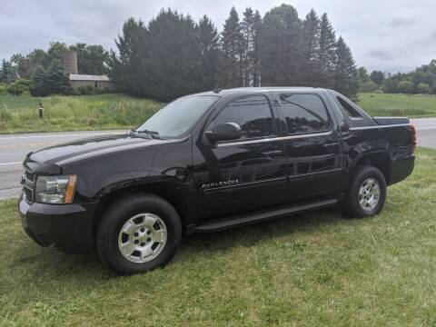 2010 Chevrolet Avalanche for sale at GREAT DEALS ON WHEELS in Michigan City IN