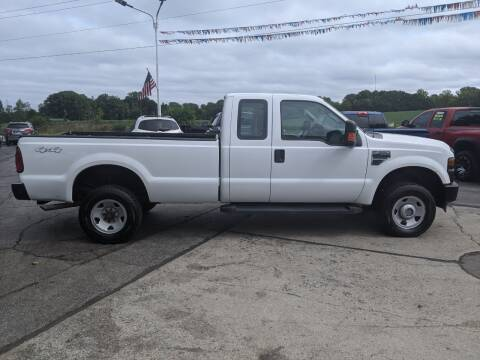 2008 Ford F-350 Super Duty for sale at GREAT DEALS ON WHEELS in Michigan City IN