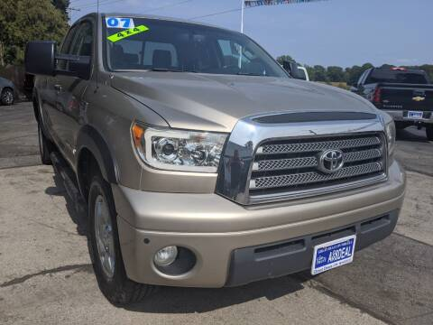 2007 Toyota Tundra for sale at GREAT DEALS ON WHEELS in Michigan City IN