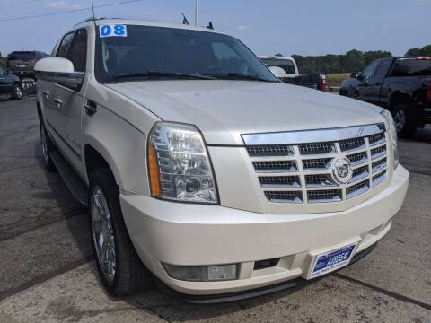 2008 Cadillac Escalade EXT for sale at GREAT DEALS ON WHEELS in Michigan City IN