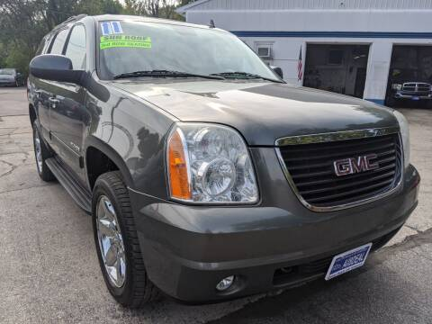 2011 GMC Yukon for sale at GREAT DEALS ON WHEELS in Michigan City IN