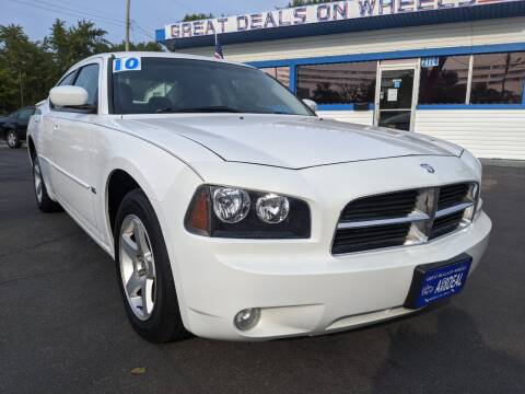 2010 Dodge Charger for sale at GREAT DEALS ON WHEELS in Michigan City IN