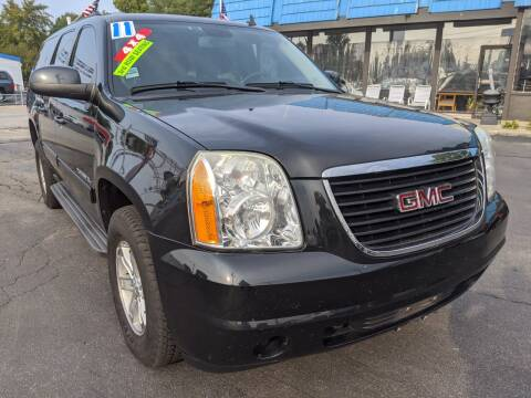 2011 GMC Yukon XL for sale at GREAT DEALS ON WHEELS in Michigan City IN