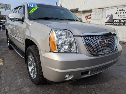 2008 GMC Yukon XL for sale at GREAT DEALS ON WHEELS in Michigan City IN
