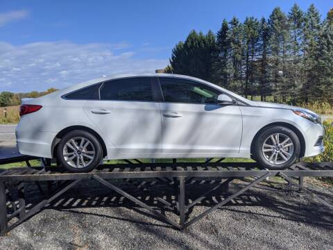 2016 Hyundai Sonata for sale at GREAT DEALS ON WHEELS in Michigan City IN