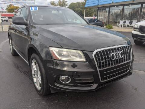 2013 Audi Q5 for sale at GREAT DEALS ON WHEELS in Michigan City IN