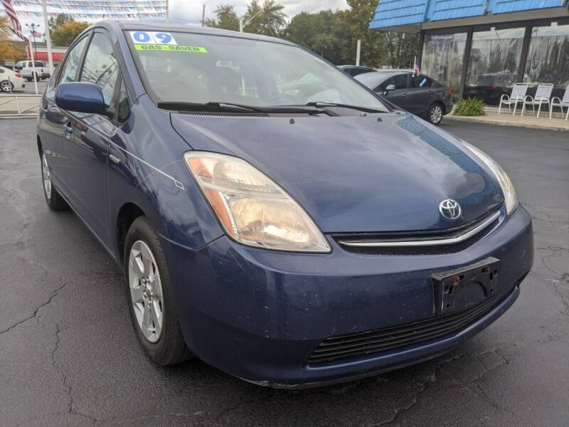 2009 Toyota Prius for sale at GREAT DEALS ON WHEELS in Michigan City IN