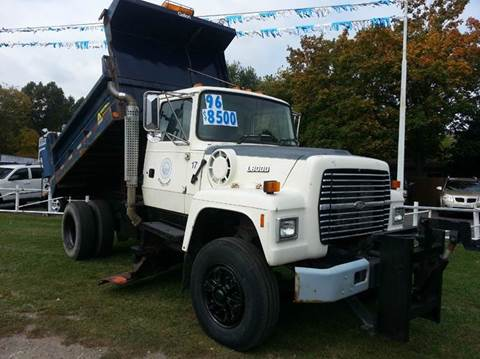 1996 Ford L8000 for sale in Michigan City, IN