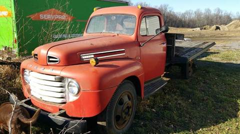 1950 Ford F-550 for sale in Michigan City, IN