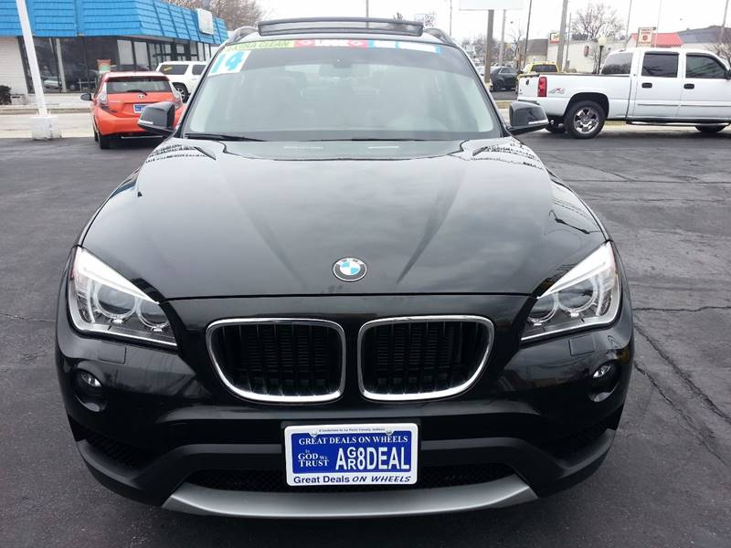 2014 Bmw X1 AWD xDrive35i 4dr SUV In MICHIGAN CITY IN  GREAT