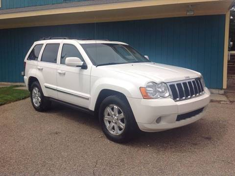 2008 Jeep Grand Cherokee for sale in Hyannis, MA