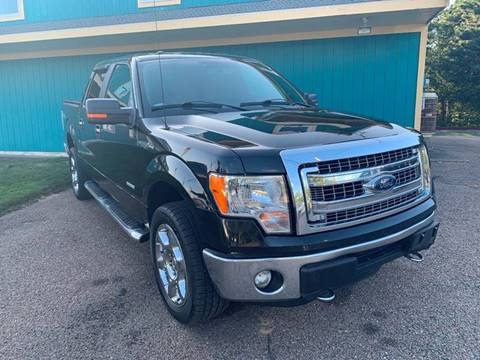 2014 Ford F-150 for sale at Mutual Motors in Hyannis MA