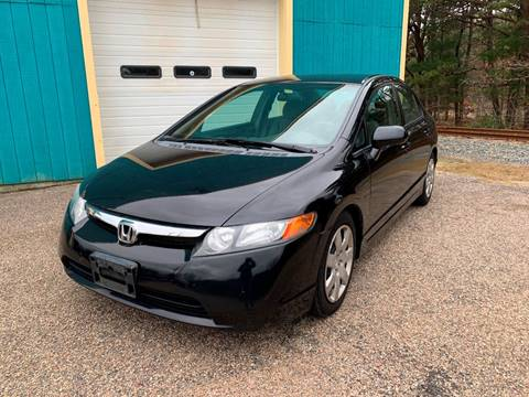 2008 Honda Civic for sale in Hyannis, MA