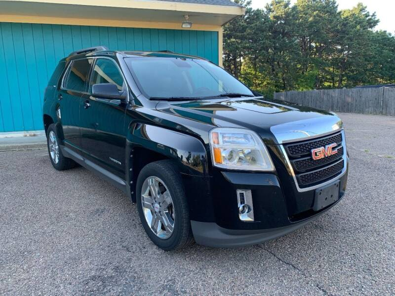 2012 GMC Terrain for sale at Mutual Motors in Hyannis MA